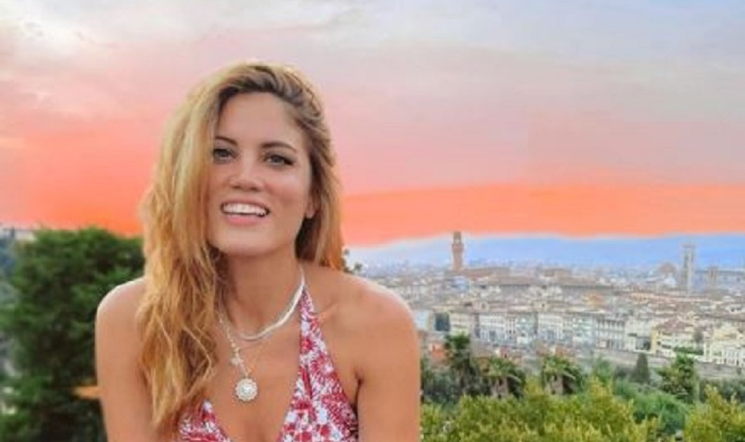 """Η Μαίρη Συνατσάκη λέει """"arrivederci"""" στην Ιταλία: Από τη Νάπολη στη Ρώμη, Φλωρεντία & Μιλάνο ως τη Λίμνη Como και το Amalfi (φώτο) - Κυρίως Φωτογραφία - Gallery - Video"""