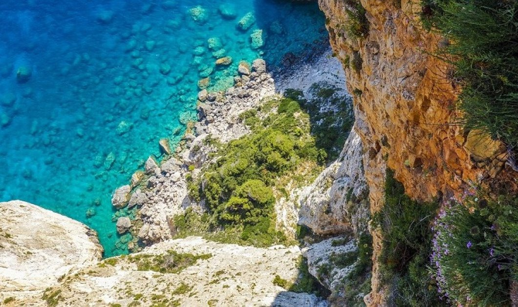 Incredible Κρήτη με τα μυστικά της: Η άγνωστη και μεγάλη φυσική πισίνα που εντυπωσιάζει λέγεται Σίσι (βίντεο) - Κυρίως Φωτογραφία - Gallery - Video