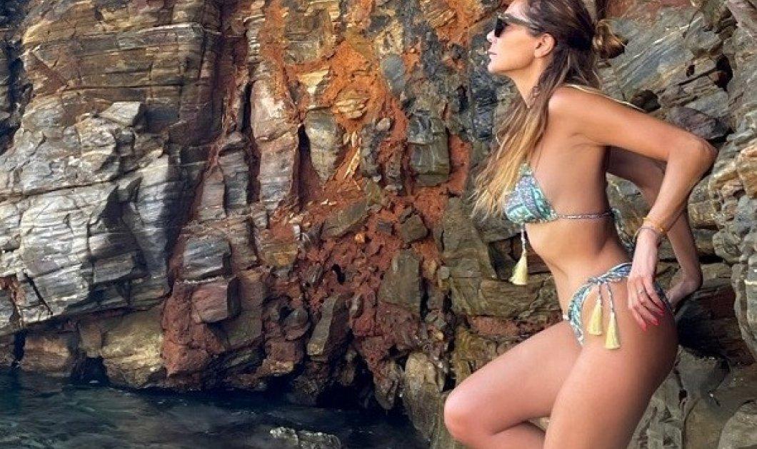Δέσποινα Βανδή: «Τις διακοπές μας τις περάσαμε στην Εύβοια, η θάλασσα ήταν γεμάτη αποκαΐδια, το νησί χρειάζεται στήριξη» (φωτό) - Κυρίως Φωτογραφία - Gallery - Video