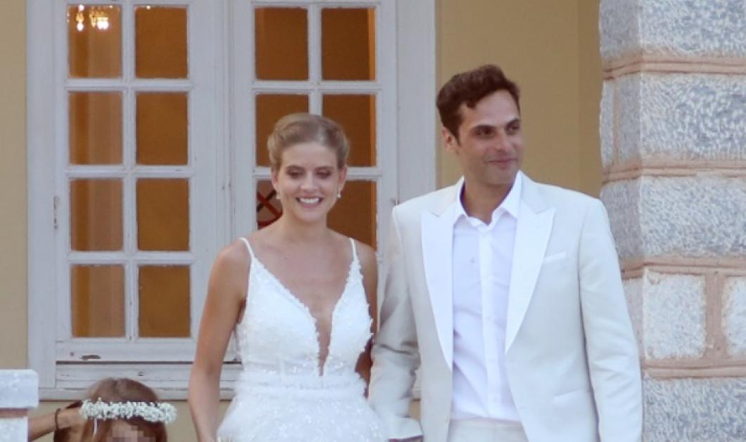 Δανάη Μιχαλάκη - Γιώργος Παπαγεωργίου: Δείτε που πήγαν για το γαμήλιο τους ταξίδι - ''Η χώρα των ποιητών και των υδατανθράκων''  - Κυρίως Φωτογραφία - Gallery - Video