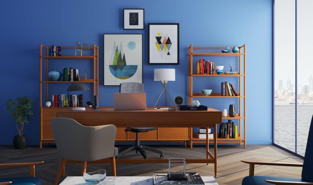 Σπύρος Σούλης: 6 πανέξυπνοι diy τρόποι για να οργανώσετε το γραφείο σας & να αγαπήσετε λίγο παραπάνω τη δουλειά σας - Κυρίως Φωτογραφία - Gallery - Video