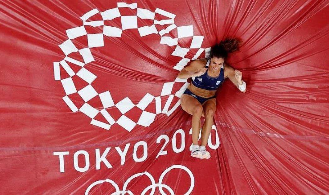 Ολυμπιακοί Αγώνες - Τόκιο 2020:  Τέταρτη η Στεφανίδη στον τελικό του επί κοντώ - Όγδοη η Κυριακοπούλου  - Κυρίως Φωτογραφία - Gallery - Video
