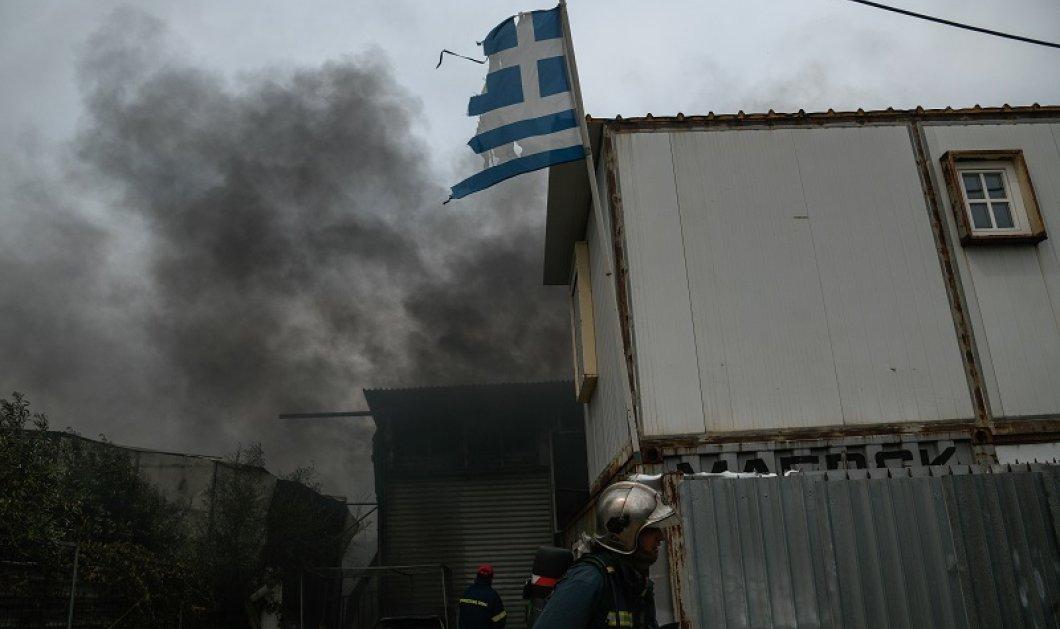 Φωτιά στην Αττική: Tο βίντεο με το Κρανίου τόπος στη Δροσοπηγή - Συμφορά στην περιοχή - Οι πρώτες εικόνες - ΒΙΝΤΕΟ - Κυρίως Φωτογραφία - Gallery - Video