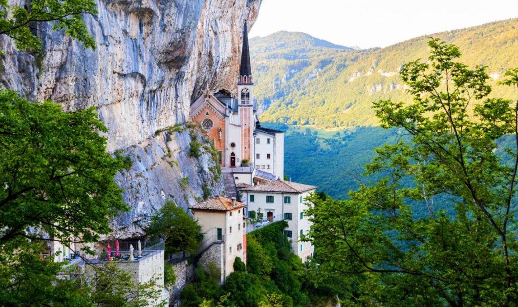 Ιταλία: Η Εκκλησία της Παναγίας στη Βερόνα είναι ένα μικρό αρχιτεκτονικό θαύμα – Η θέα από το ναό κόβει την ανάσα (βίντεο) - Κυρίως Φωτογραφία - Gallery - Video