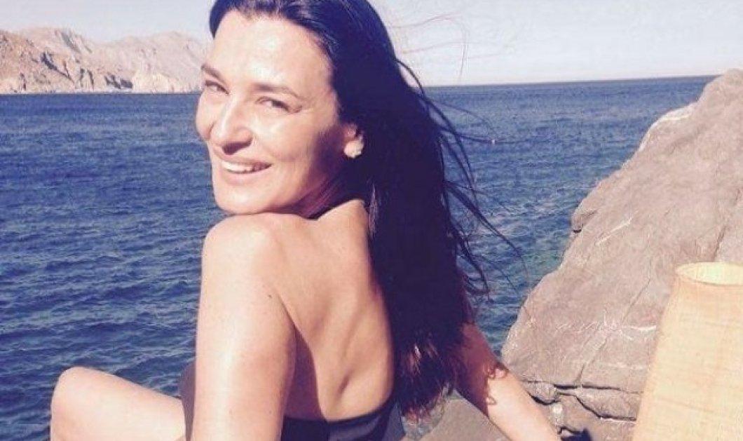 Η Μαρία Ναυπλιώτου αποχαιρετά το καλοκαίρι της στην Κρήτη με λόγια ευαισθησίας & ενσυναίσθησης – Μία είναι η Μαρία μας (φώτο) - Κυρίως Φωτογραφία - Gallery - Video