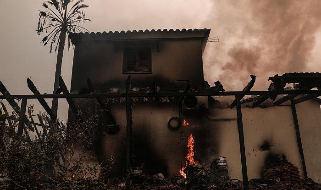 Όλα τα μέτρα στήριξης για τους πυρόπληκτους - Πότε & πώς θα δοθούν αποζημιώσεις έως 150.000 ευρώ (φωτό)  - Κυρίως Φωτογραφία - Gallery - Video