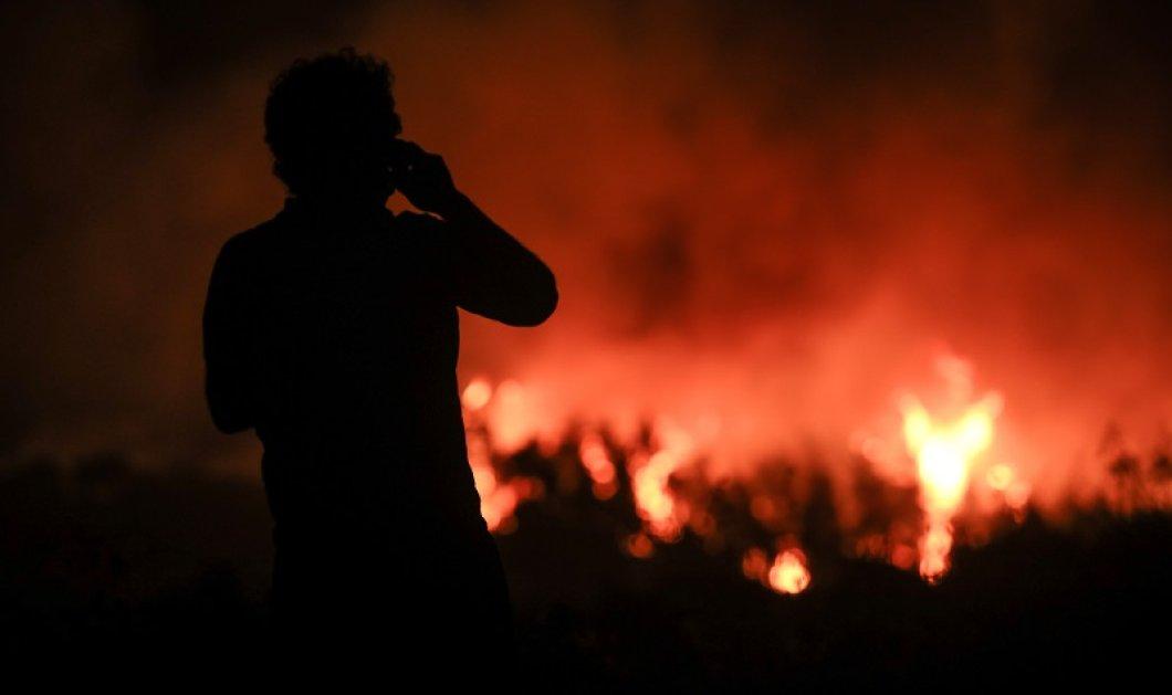 Νεκρός κάτοικος από την Ιπποκράτειο Πολιτεία – Πέθανε ο εθελοντής πυροσβέστης που τραυματίστηκε στο Κρυονέρι - Κυρίως Φωτογραφία - Gallery - Video