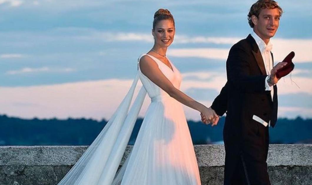 6 χρόνια γάμου για τον Pierre Casiraghi & την Beatrice Borromeo: Όλοι θυμούνται την αριστοκράτισσα νύφη & τον Μονεγάσκο Πρίγκηπα (φωτό) - Κυρίως Φωτογραφία - Gallery - Video