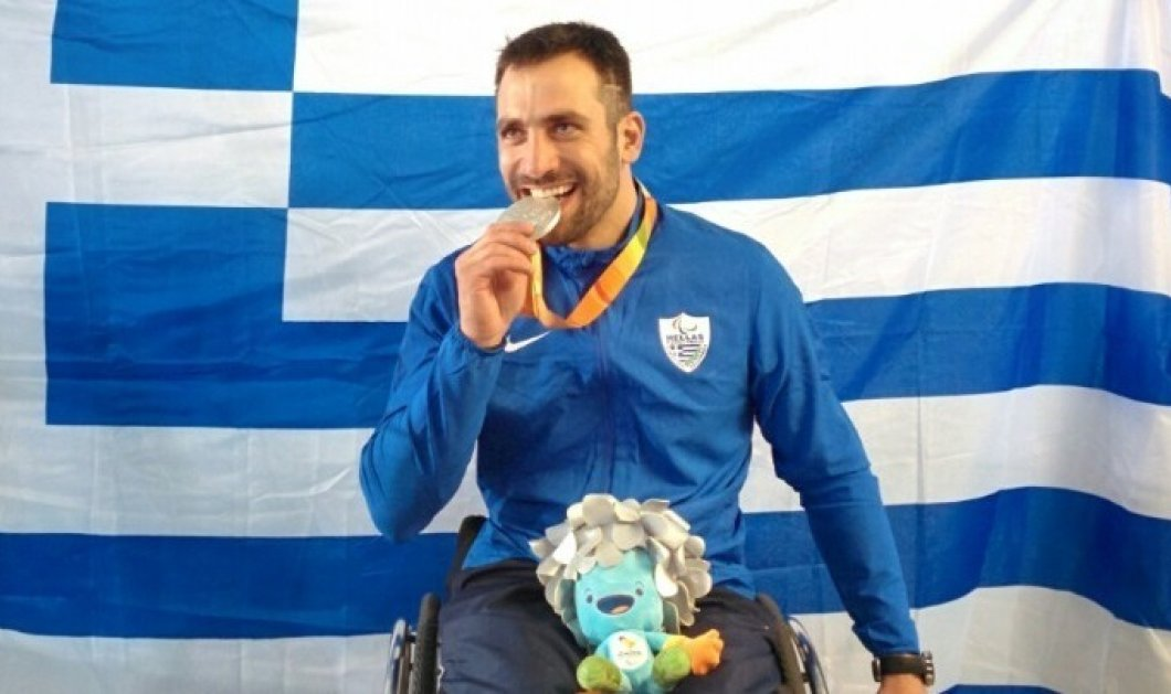 Με δύο μετάλλια το ντεμπούτο της Ελλάδας στους Παραολυμπιακούς: «Χάλκινοι» Τριανταφύλλου & Μιχαλετζάκης  - Κυρίως Φωτογραφία - Gallery - Video