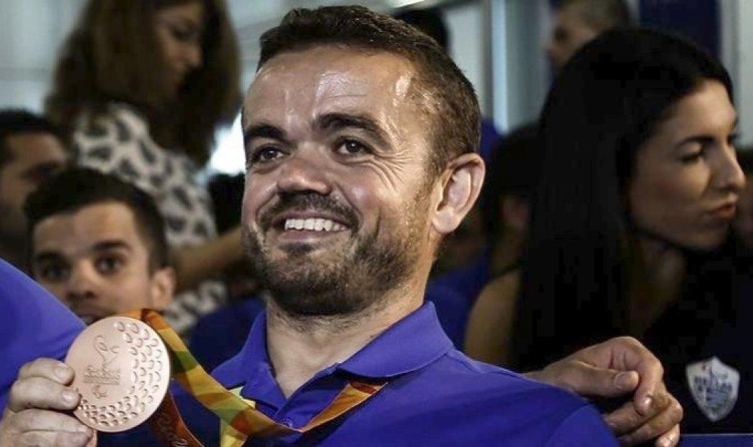 Παραολυμπιακοί Αγώνες: «Χάλκινος» ο Μπακοχρήστος στην άρση βαρών σε πάγκο – Τρίτο μετάλλιο από χθες για την Ελλάδα   - Κυρίως Φωτογραφία - Gallery - Video