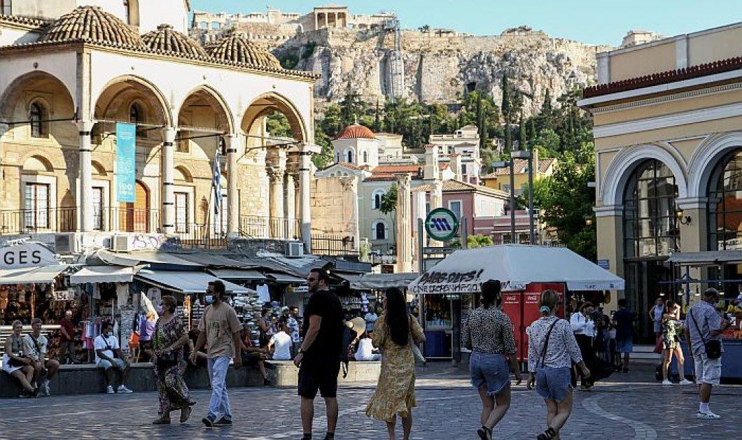 Κορωνοϊός - Ελλάδα:  3.076 σήμερα - 22 νεκροί, 337 διασωληνωμένοι - Κυρίως Φωτογραφία - Gallery - Video