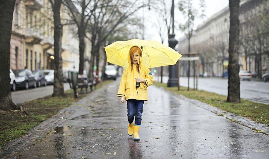 Καιρός: Πέφτει η θερμοκρασία σήμερα Τετάρτη - Πού θα εκδηλωθούν βροχές και καταιγίδες - Κυρίως Φωτογραφία - Gallery - Video