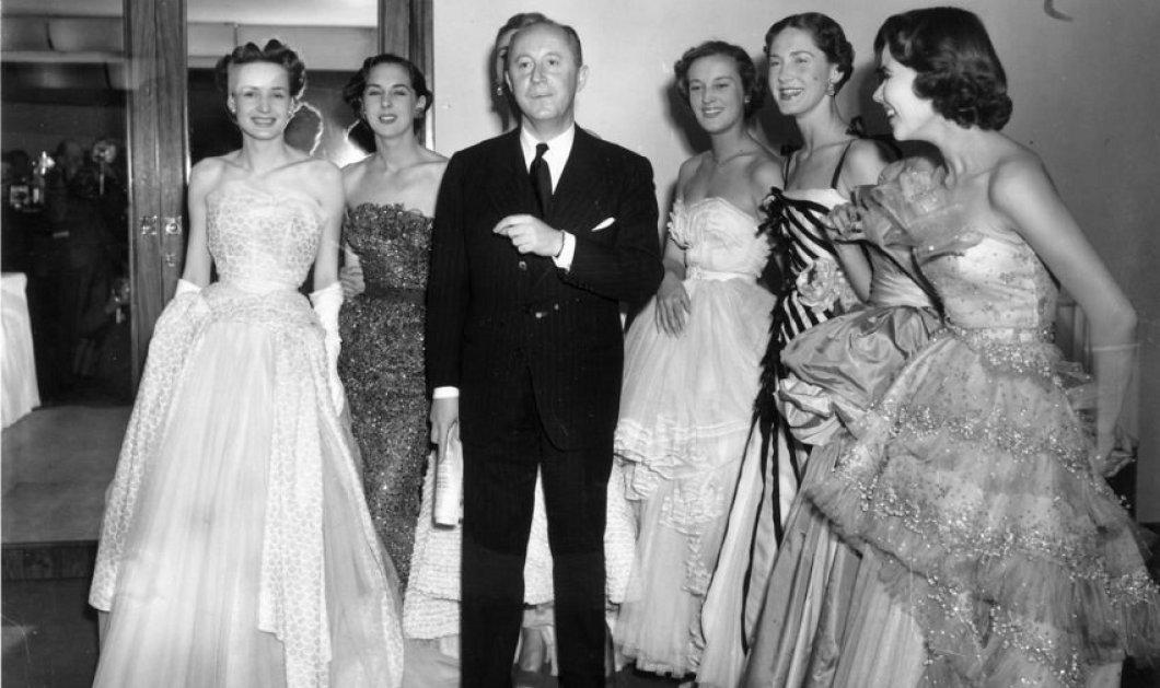 Η εβδομάδα μόδας στο Παρίσι έγινε 100 χρονών -Ύμνος στην υψηλή ραπτική από την πρώτη πασαρέλα  μέχρι τα ντεφιλέ υπερθέαμα Dior & Chanel (φώτο -βίντεο) - Κυρίως Φωτογραφία - Gallery - Video