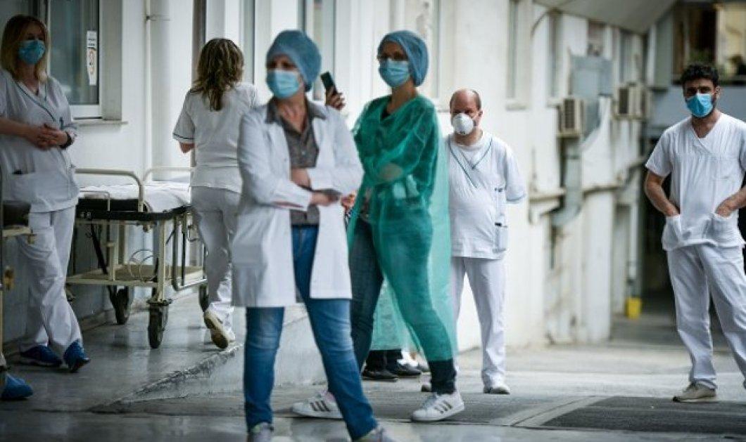 Σε αναστολή εργασίας από σήμερα οι ανεμβολίαστοι υγειονομικοί - Τι προβλέπει ο νόμος για την υποχρεωτικότητα (βίντεο) - Κυρίως Φωτογραφία - Gallery - Video