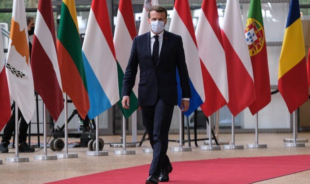 Διπλωματική & πολιτική ένταση γύρω από την συμμαχία AUKUS: Έντονες αντιδράσεις από την Γαλλία - «πισώπλατη μαχαιριά» (βίντεο) - Κυρίως Φωτογραφία - Gallery - Video