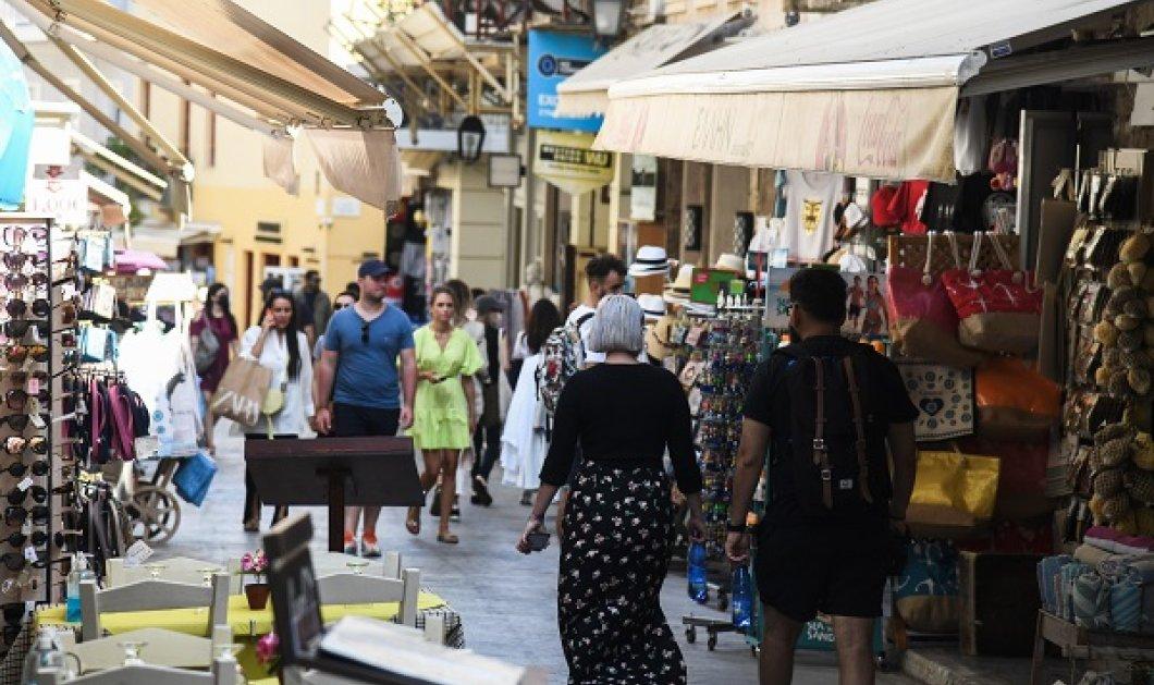 Κορωνοϊός - Ελλάδα: 2.197 νέα κρούσματα, 375 διασωληνωμένοι και 39 θάνατοι - Κυρίως Φωτογραφία - Gallery - Video