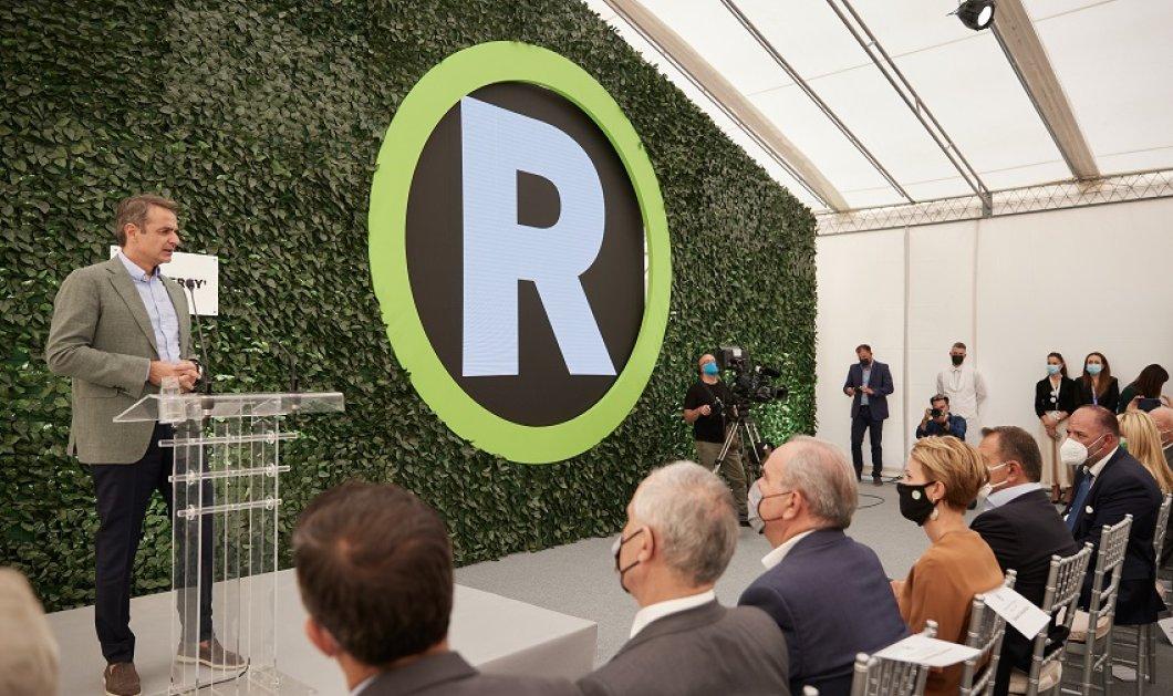 Κυρ. Μητσοτάκης: Δεν θα υπάρχουν επιπτώσεις στους καταναλωτές από τις διεθνείς αυξήσεις στο φυσικό αέριο - Στόχος η πράσινη ενέργεια  - Κυρίως Φωτογραφία - Gallery - Video