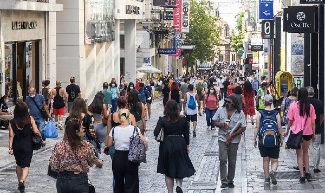 Κορωνοϊός - Ελλάδα: 2.190 νέα κρούσματα, 348 διασωληνωμένοι και 37 θάνατοι - Κυρίως Φωτογραφία - Gallery - Video