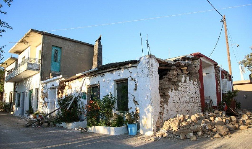 Νέος ισχυρός σεισμός 5,4 Ρίχτερ στην Κρήτη - τις πληγείσες περιοχές θα επισκεφτεί ο Κυριάκος Μητσοτάκης (βίντεο) - Κυρίως Φωτογραφία - Gallery - Video