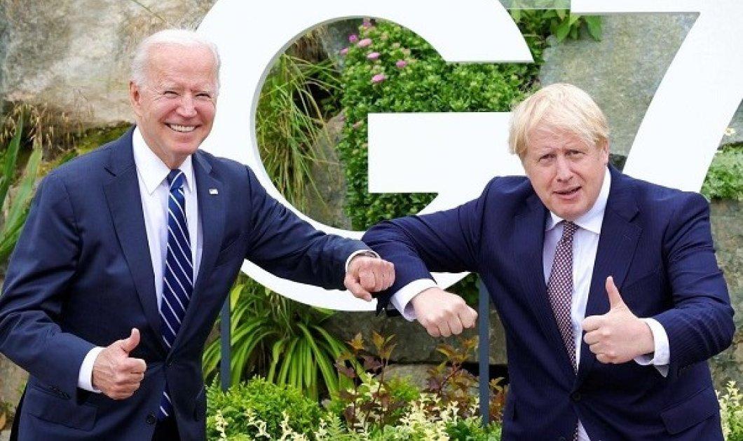 Telegraph: Η συμφωνία AUKUS κλείστηκε στην G7 στην Κορνουάλη - κράτησαν στο σκοτάδι τον Γάλλο πρόεδρο Εμανουέλ Μακρόν - Κυρίως Φωτογραφία - Gallery - Video