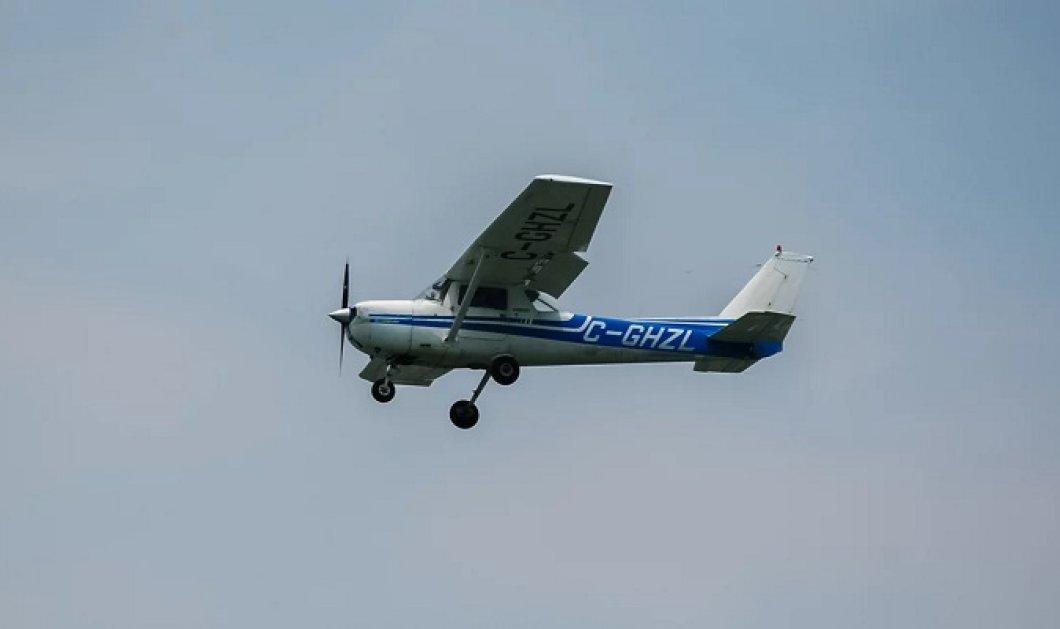 Σάμος: Νεκροί οι δύο επιβάτες του αεροσκάφους τυπου Cessna που έπεσε στη θάλασσα - Κυρίως Φωτογραφία - Gallery - Video