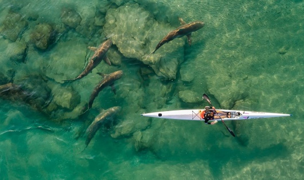 Drone Photo Awards 2021: Φανταστικές λήψεις από ψηλά - οι πιο εντυπωσιακές φωτογραφίες του διαγωνισμού - Κυρίως Φωτογραφία - Gallery - Video
