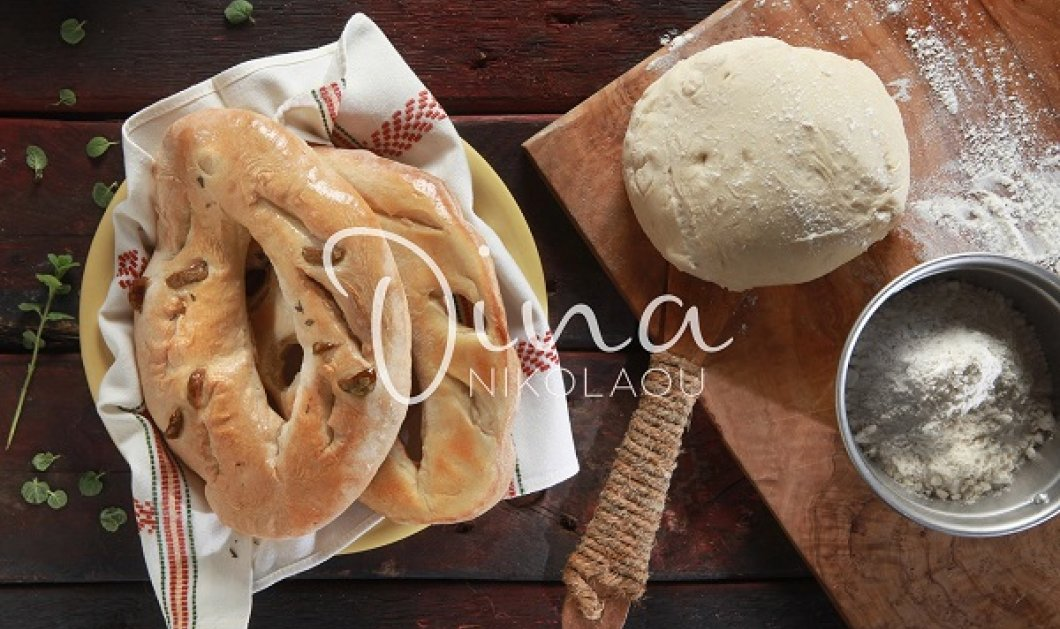 Ντίνα Νικολάου: Έτσι θα φτιάξουμε ελιοψωμάκια με δυόσμο - η συνταγή της σεφ και η συμβουλή της για να τα ψήσουμε σωστά - Κυρίως Φωτογραφία - Gallery - Video
