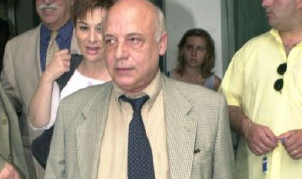 Πέθανε ο Θανάσης Τεγόπουλος - Πρώην εκδότης της Ελευθεροτυπίας  - Κυρίως Φωτογραφία - Gallery - Video