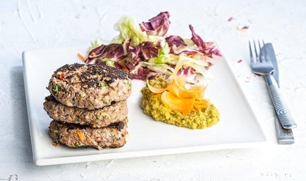 Να πως θα φτιάξουμε μπιφτέκια super food με λαχανικά & πουρέ λαχανικών - Τα tips από την Αργυρώ Μπαρμπαρίγου  - Κυρίως Φωτογραφία - Gallery - Video
