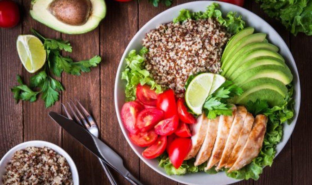 Βιωσιμότητα: Οι ελάχιστες αλλαγές στη διατροφή σας που μπορούν να σας χαρίσουν μακρότερη και ευτυχέστερη ζωή - Κυρίως Φωτογραφία - Gallery - Video