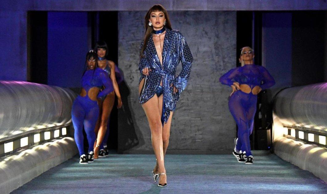 Τα sexy Royal Blue εσώρουχά της Rihanna εντυπωσίασαν - Όλο το Savage X Fenty Show (φωτό - βίντεο) - Κυρίως Φωτογραφία - Gallery - Video