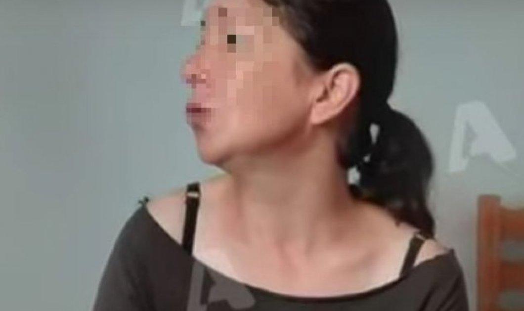 Κυπαρισσία: Με τον σύντροφο της «τσιμεντωμένης» μητέρας μίλησε η Αγγελική Νικολούλη - «άλλοι το έκαναν - τι να κάνω, να κλάψω...»  - Κυρίως Φωτογραφία - Gallery - Video