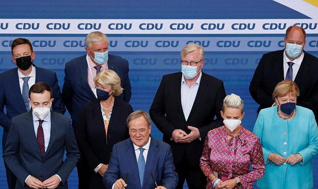 Eκλογές στην Γερμανία - Οι Σοσιαλδημοκράτες νικητές - Θα παραταθεί η θητεία της Άγγελα Μέρκελ - Το οριακό προβάδισμα - Η νύχτα θρίλερ (φωτο - βίντεο)  - Κυρίως Φωτογραφία - Gallery - Video
