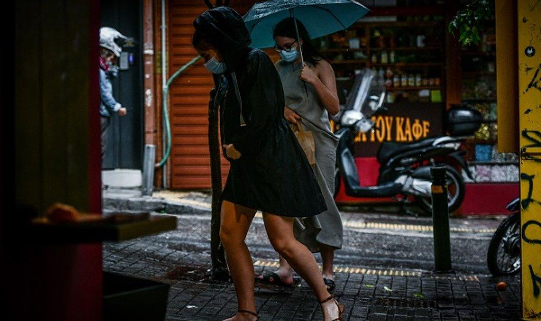 Αλλάζει ο καιρός από σήμερα: Βροχές, καταιγίδες & πτώση της θερμοκρασίας - Που θα είναι έντονα τα φαινόμενα (φωτό & βίντεο) - Κυρίως Φωτογραφία - Gallery - Video