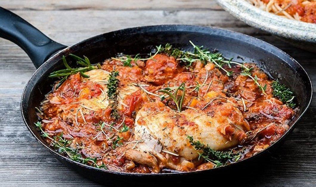 Έτσι θα φτιάξουμε κοτόπουλο Cacciatore: Η συνταγή και τα tips της Αργυρώς Μπαρμπαρίγου για το λαχταριστό ιταλικό πιάτο - Κυρίως Φωτογραφία - Gallery - Video