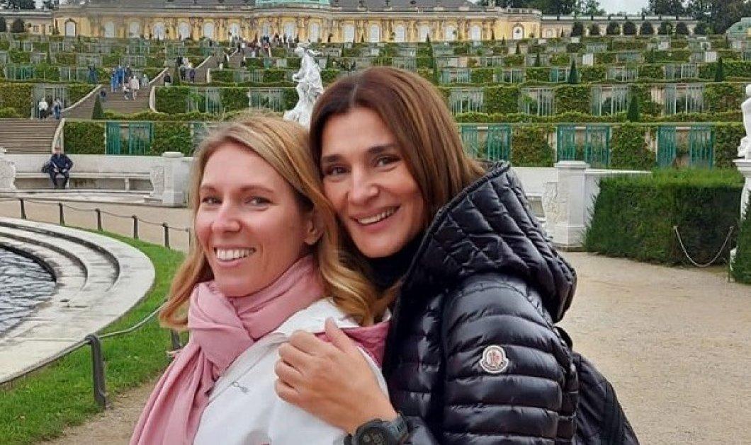 Όταν η Μαρία Ναυπλιώτου συνάντησε τη διάσημη σοπράνο μας Χριστίνα Πουλίτση: Ταξιδάκι στο Βερολίνο χωρίς έγνοιες (φωτό) - Κυρίως Φωτογραφία - Gallery - Video