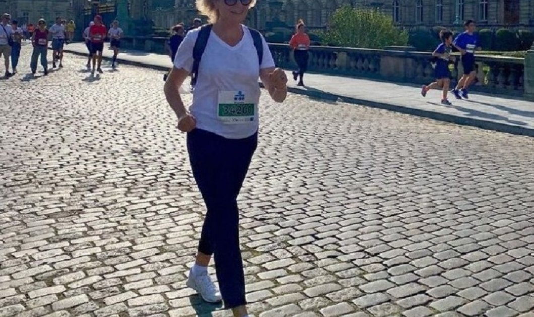 "H βασίλισσα Ματθίλδη όπως δεν την έχουμε ξαναδεί: Σπορτίφ με αθλητικό look τρέχει στους δρόμους των Βρυξελλών- ""Είδωλο"" (φώτο) - Κυρίως Φωτογραφία - Gallery - Video"