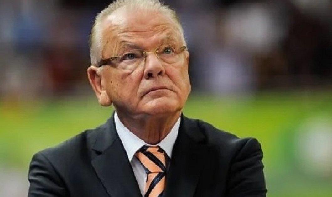 Πένθος στο ευρωπαϊκό μπάσκετ: Πέθανε ο Ντούσαν Ίβκοβιτς, ο προπονητής - θρύλος (φωτό & βίντεο) - Κυρίως Φωτογραφία - Gallery - Video
