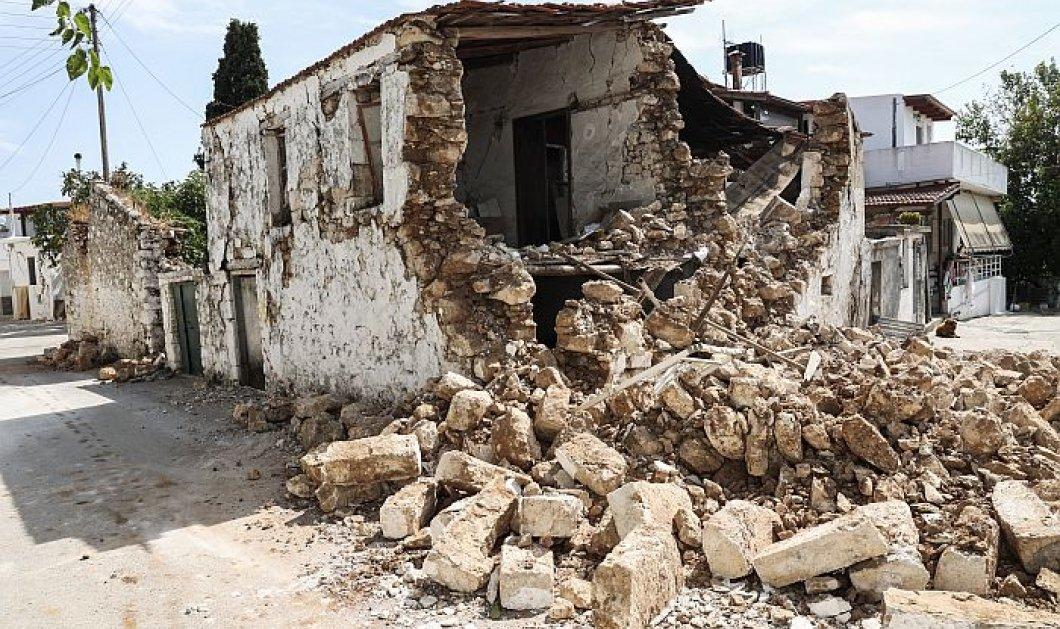Κουνήθηκε και πάλι η Κρήτη - Νέος σεισμός 4,6 Ρίχτερ στο Αρκαλοχώρι (φωτό) - Κυρίως Φωτογραφία - Gallery - Video
