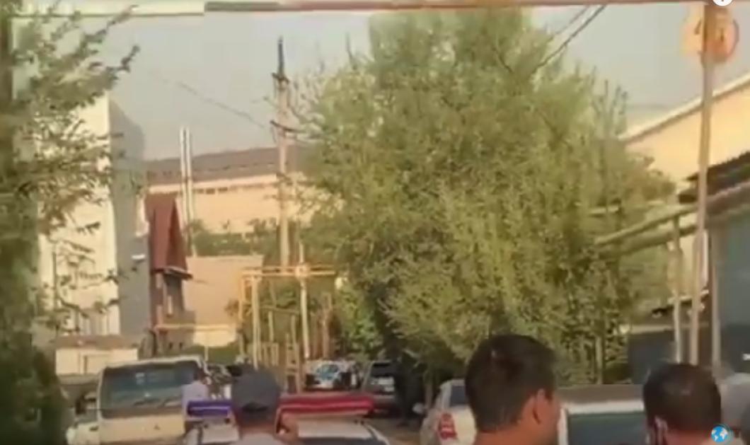 Μακελειό και στο Καζακστάν: Άνδρας σκότωσε 2 αστυνομικούς που πήγαν να του κάνουν έξωση - Άλλοι 3 έπεσαν νεκροί όταν ξεκίνησαν οι πυροβολισμοί (βίντεο)  - Κυρίως Φωτογραφία - Gallery - Video