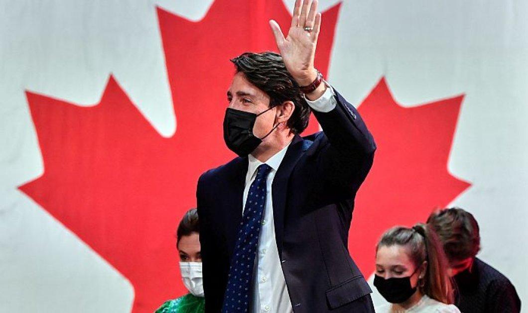 Καναδάς- εκλογές: Nίκη αλλά όχι πλειοψηφία στη Βουλή για τους Φιλελεύθερους του Τριντό (φωτό - βίντεο) - Κυρίως Φωτογραφία - Gallery - Video