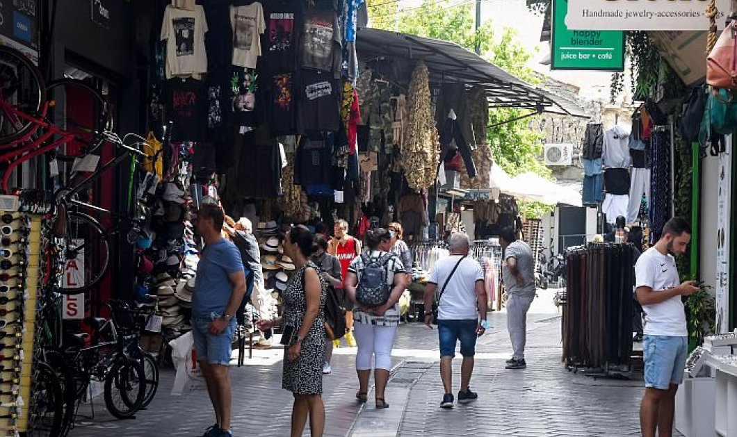 Κορωνοϊός - Ελλάδα: 2.329 νέα κρούσματα -26 νεκροί και 333 διασωληνωμένοι - Κυρίως Φωτογραφία - Gallery - Video