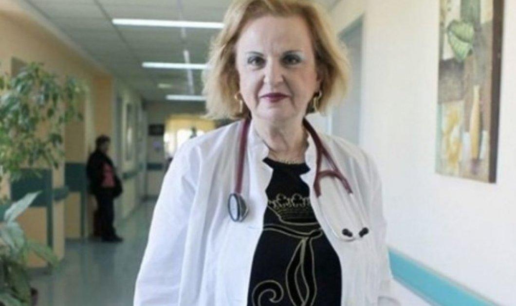 Ματίνα Παγώνη: Νέο περιστατικό άρνησης ασθενούς να διασωληνωθεί - Πότε παρεμβαίνει εισαγγελέας - Κυρίως Φωτογραφία - Gallery - Video