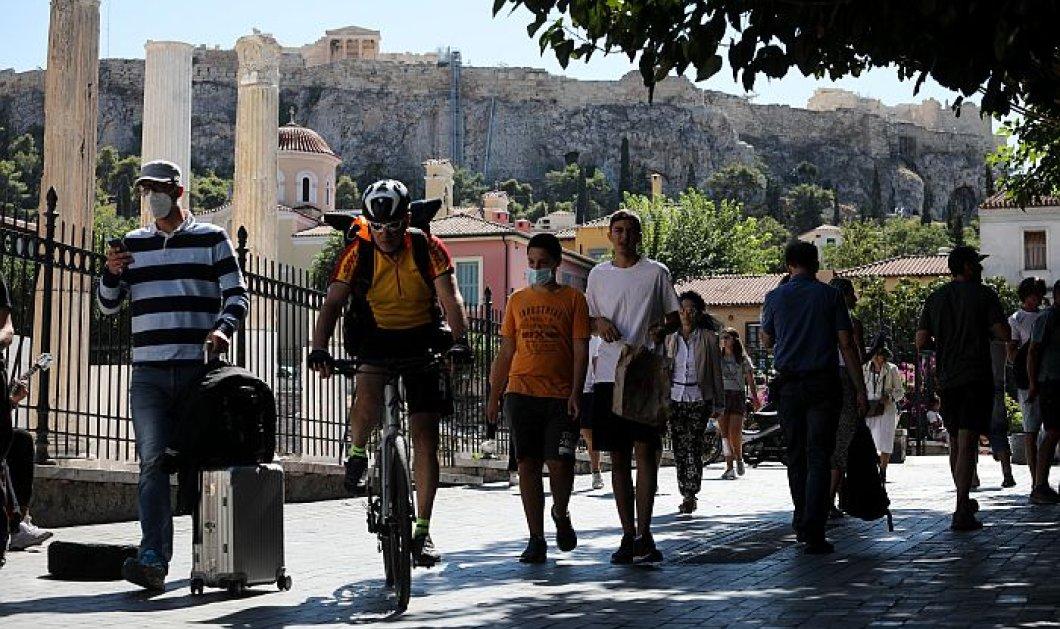Κορωνοϊός - Ελλάδα: 2.046 νέα κρούσματα, 33 θάνατοι, 331 διασωληνωμένοι - Κυρίως Φωτογραφία - Gallery - Video