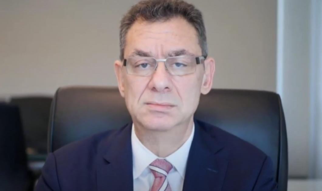 Άλμπερτ Μπουρλά, ο Έλληνας CEO της Pfizer: Θα επιστρέψουμε στην κανονική ζωή μέσα σε ένα χρόνο (βίντεο)  - Κυρίως Φωτογραφία - Gallery - Video