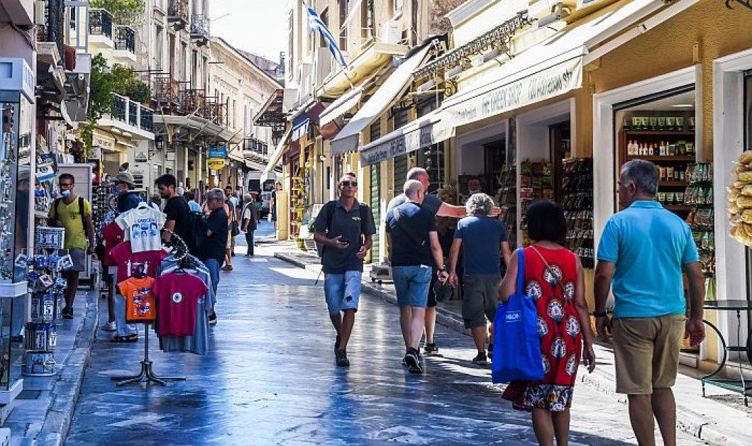 Κορωνοϊός - Ελλάδα: 1.765 νέα κρούσματα -47 νεκροί και 379 διασωληνωμένοι - Κυρίως Φωτογραφία - Gallery - Video