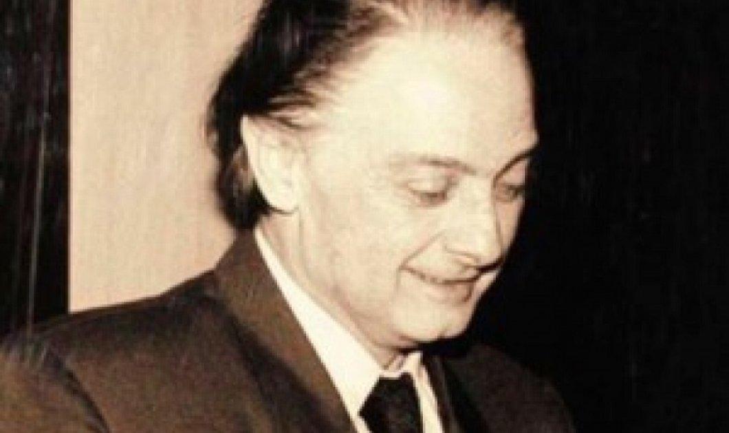 Έφυγε από τη ζωή σε ηλικία 96 ετών ο δημοσιογράφος Χρήστος Τριήρης - Κυρίως Φωτογραφία - Gallery - Video