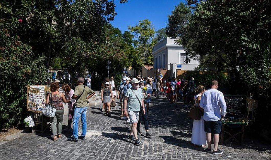 Κορωνοϊός - Ελλάδα: 2.840 νέα κρούσματα, 33 νεκροί, 362 διασωληνωμένοι - Κυρίως Φωτογραφία - Gallery - Video