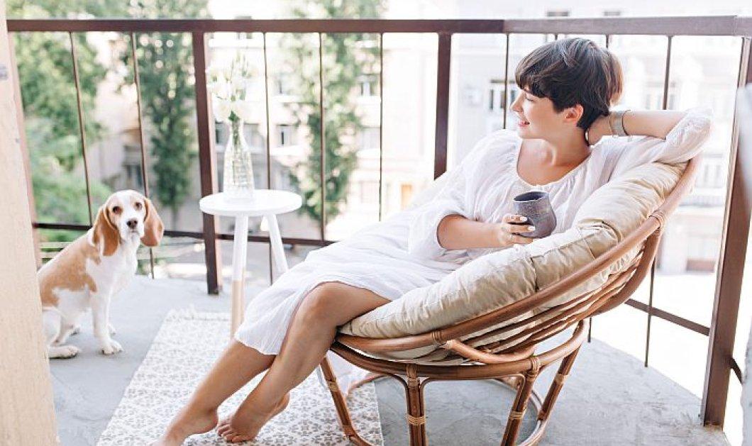 Φθινόπωρο στο Μπαλκόνι: Διακοσμήστε το με στυλ! - Bάλτε χαλιά, φυτά, φώτα - Κυρίως Φωτογραφία - Gallery - Video