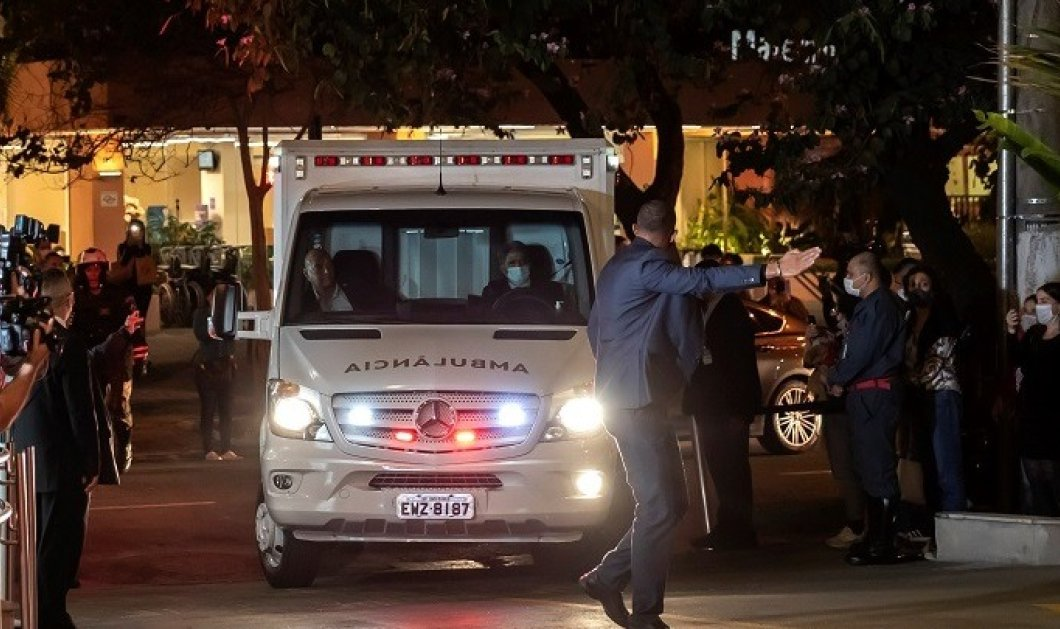 Συνετρίβη αεροσκάφος στη Βραζιλία - Επτά νεκροί - Ξεκληρίστηκε η πενταμελής οικογένεια γνωστού επιχειρηματία (βίντεο) - Κυρίως Φωτογραφία - Gallery - Video